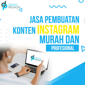 Jasa Pembuatan Konten Instagram: Murah dan Profesional