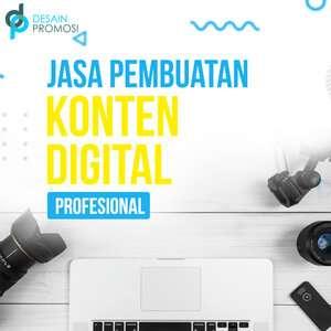 Jasa Pembuatan Konten Digital Profesional