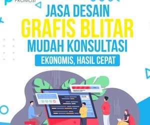 Jasa Desain Grafis Blitar: Mudah Konsultasi, Ekonomis, Hasil Cepat