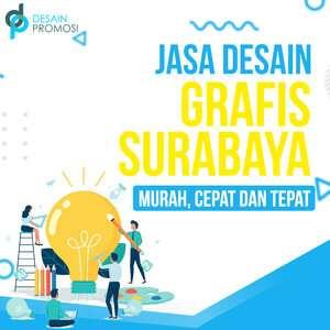 Jasa Desain Grafis Surabaya Murah, Cepat dan Tepat