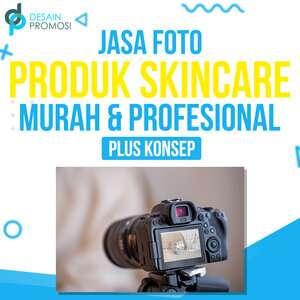 Jasa Foto Produk Skincare Murah dan Profesional Plus Konsep