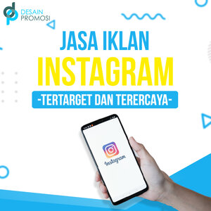 Jasa Iklan Instagram Professional Tertarget dan Terpercaya