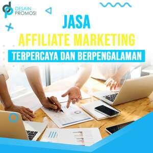Jasa Affiliate Marketing Terpercaya dan Berpengalaman